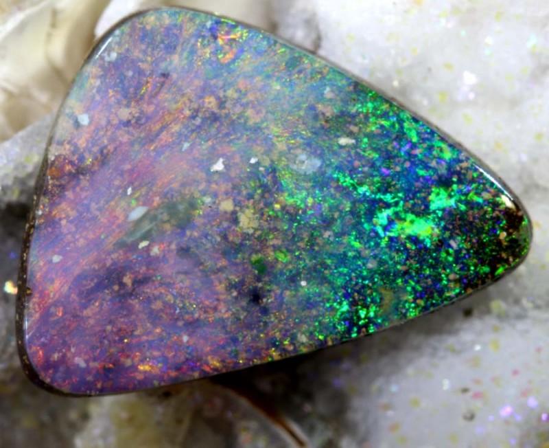 5.43 CTS Boulder Opal Polished ANO-530