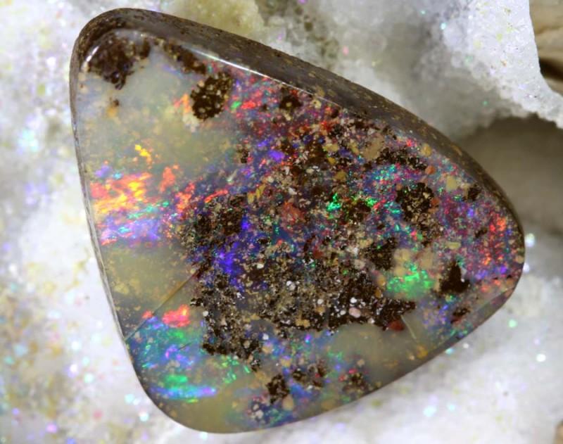 6.09 CTS Boulder Opal Polished ANO-534