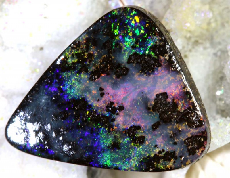 5.13 CTS Boulder Opal Polished ANO-546