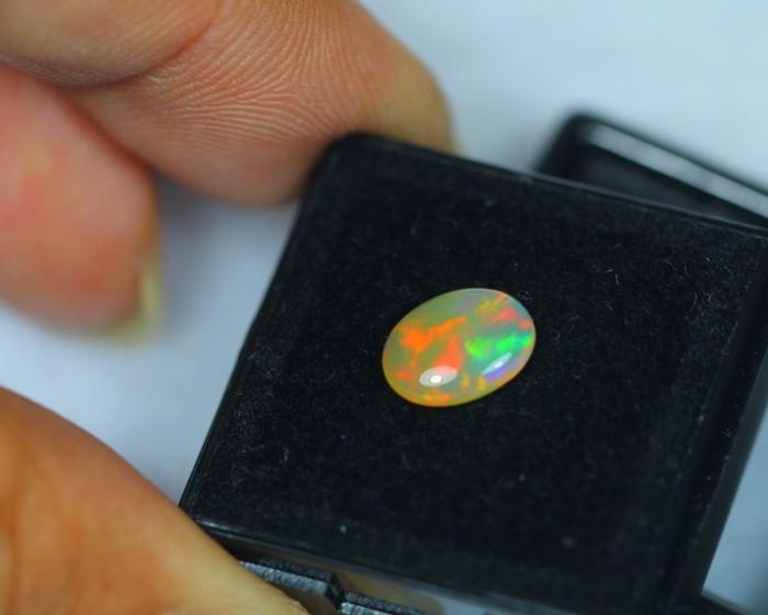 0.90Ct Natural Ethiopian Welo Opal Lot MB02