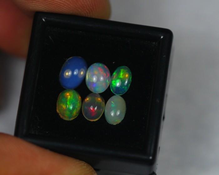 2.36Ct Natural Ethiopian Welo Opal Lot OG45