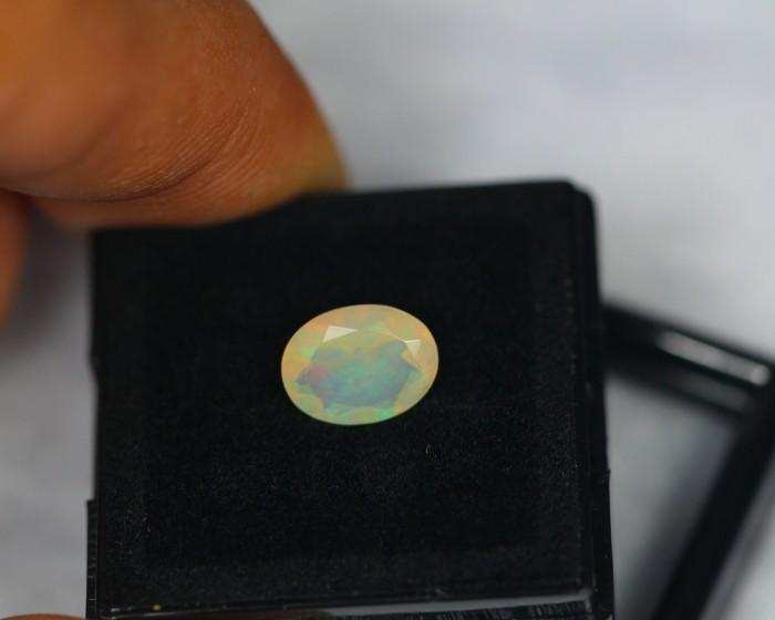 1.05Ct Natural Ethiopian Welo Opal Lot OG60