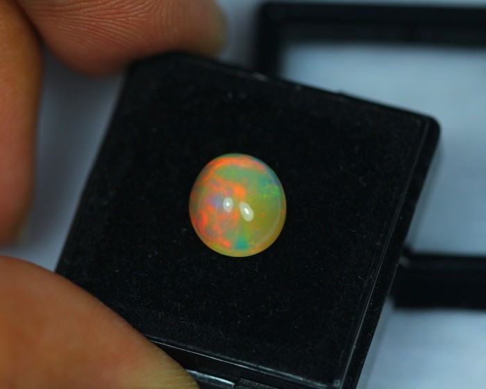 1.94Ct Natural Ethiopian Welo Opal Lot MMB2