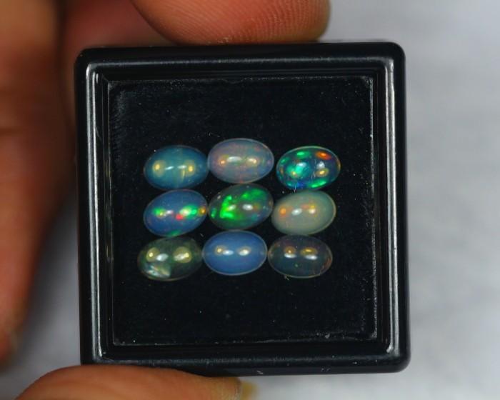 2.45Ct Natural Ethiopian Welo Opal Lot OG88