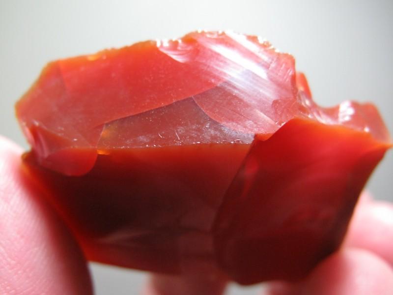 115 ct Fire Opal Rough from Honduras