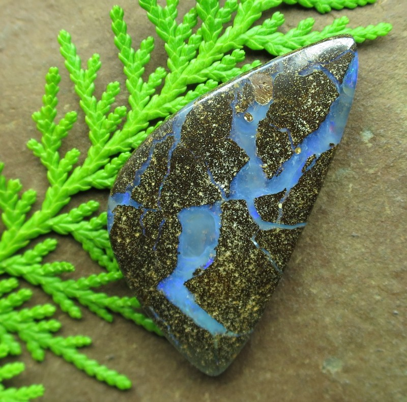 "43cts.""BOULDER OPAL~UNBEATABLE MINER 2U PRICES"""