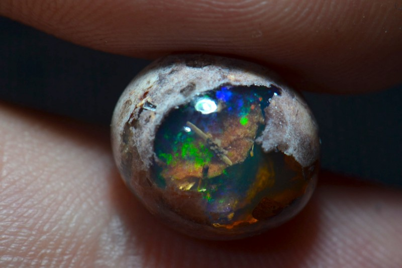 5.40ct Mexican Cantera Fire Opal