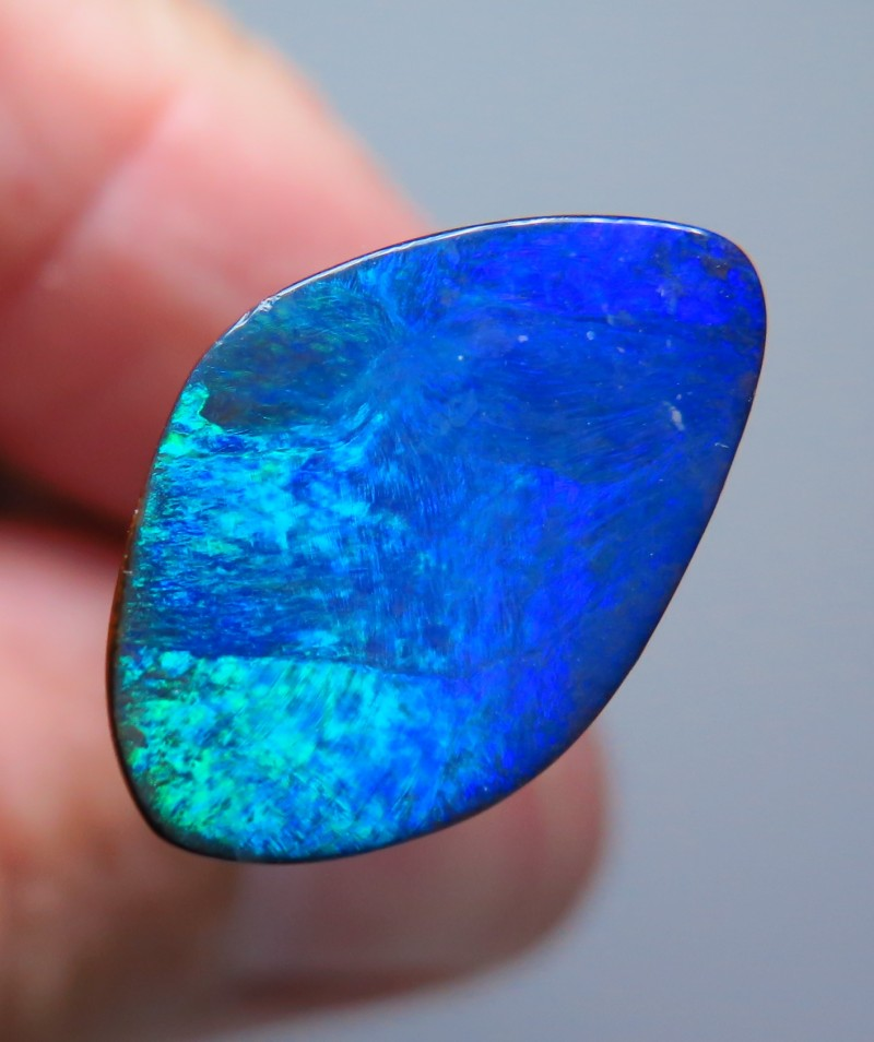 10.90Ct Queensland Boulder Opal Stone
