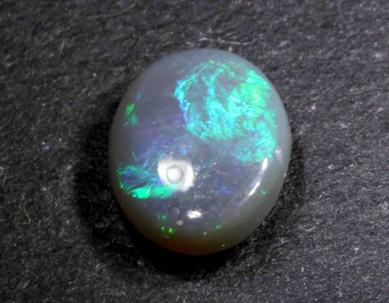 1.0 CT BLACK OPAL FROM LR