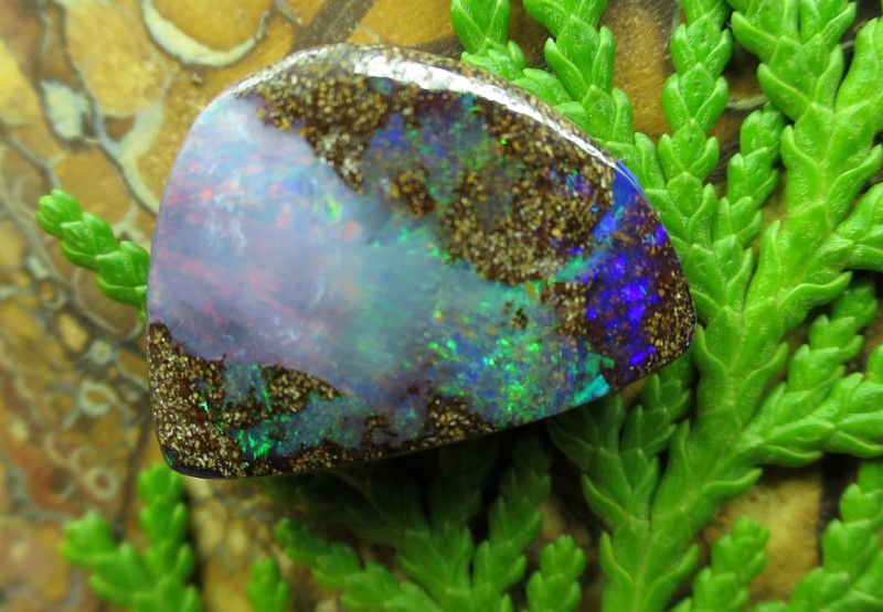 "4.5cts.""BOULDER OPAL~UNBEATABLE VALUE STONES"""