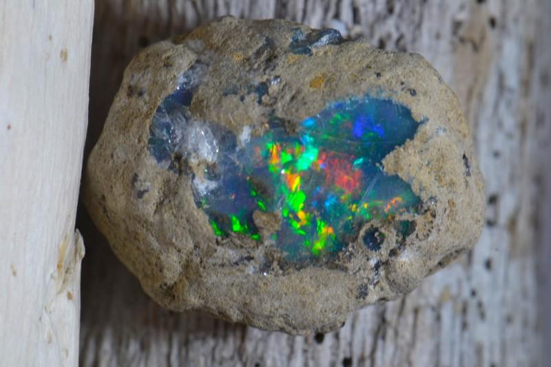 51.27ct Rough Ethiopian Wello Opal Collector Stone