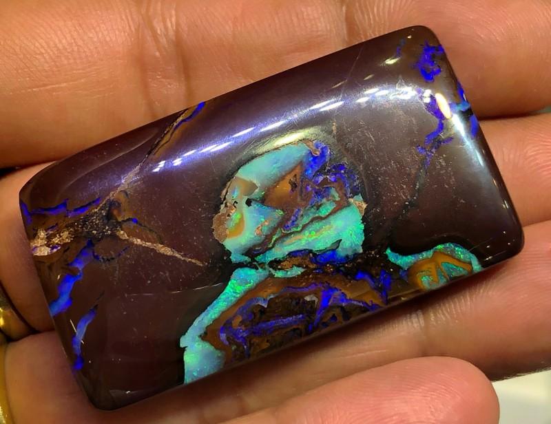 134 CTS Boulder YOWAH Opal Polished ANO779