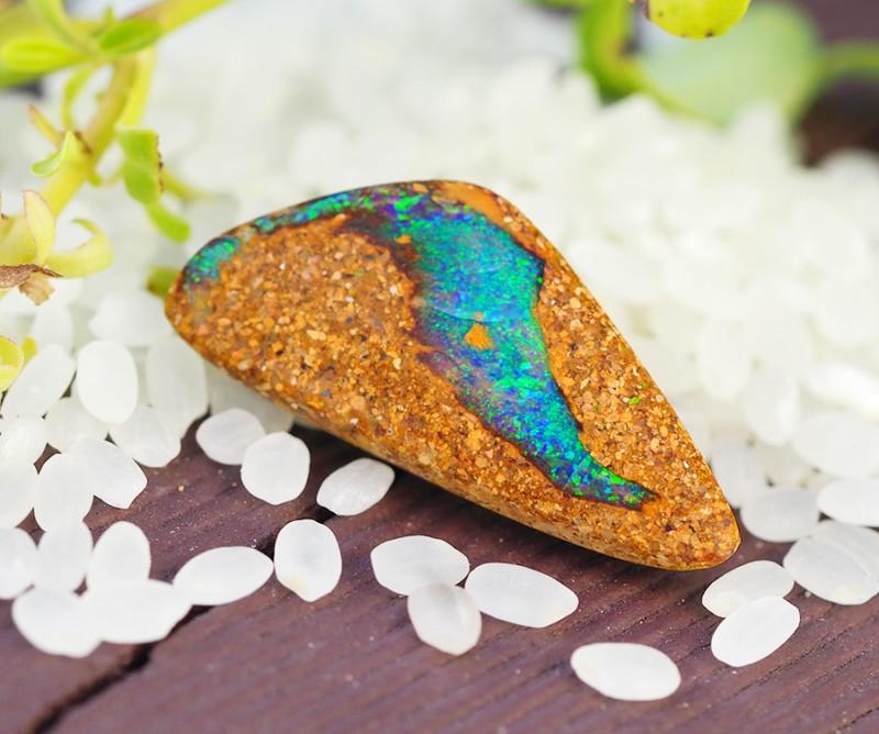 10.30Cts Veined Opal Boulder  SU 465