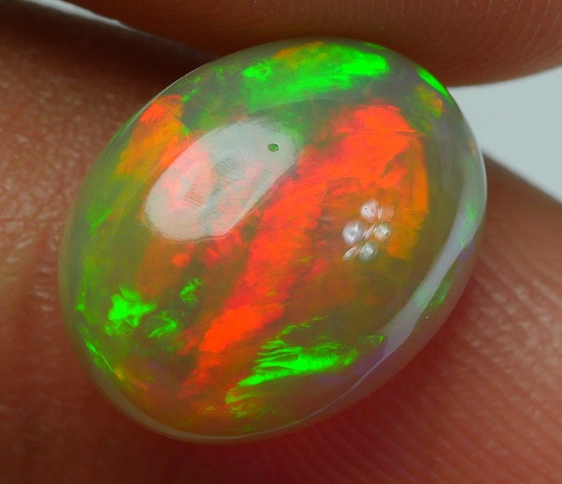 3.00 CRT DARK BASE 3D BROADFLASH BEAUTY FIRE COLOR WELO OPAL