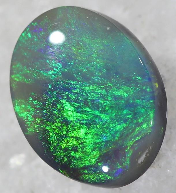 1.35Cts Black Opal N4  SU 472