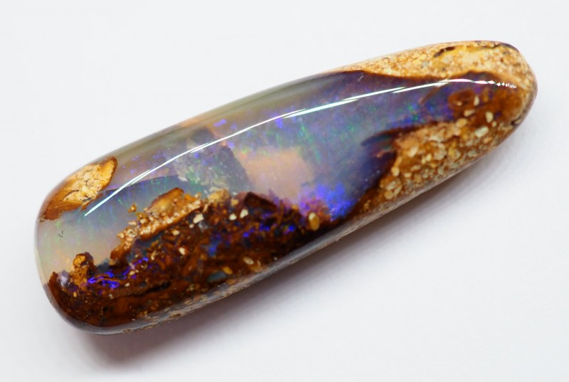 6.85CT VIEW WOOD REPLACEMENT BOULDER OPAL RI210