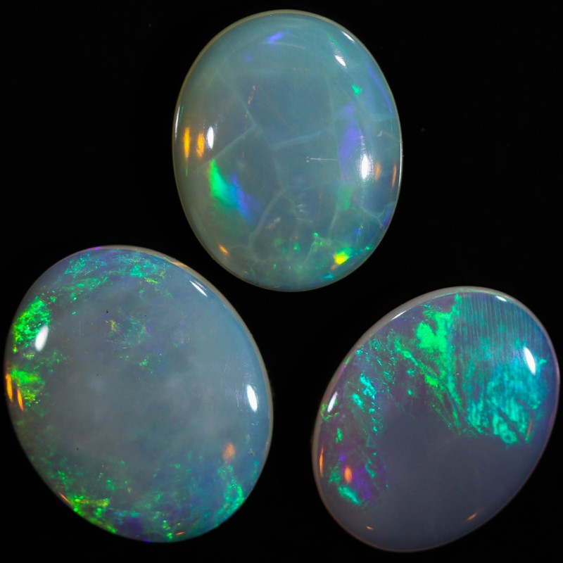 5.15 CTS CRYSTAL OPAL PARCEL FROM COOBER PEDY- [SEDA315]