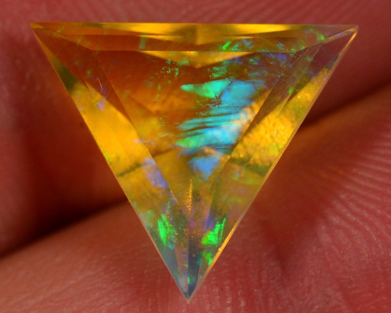 Reserved for itsmerandall - FACETED 3.2 CT WELO OPAL