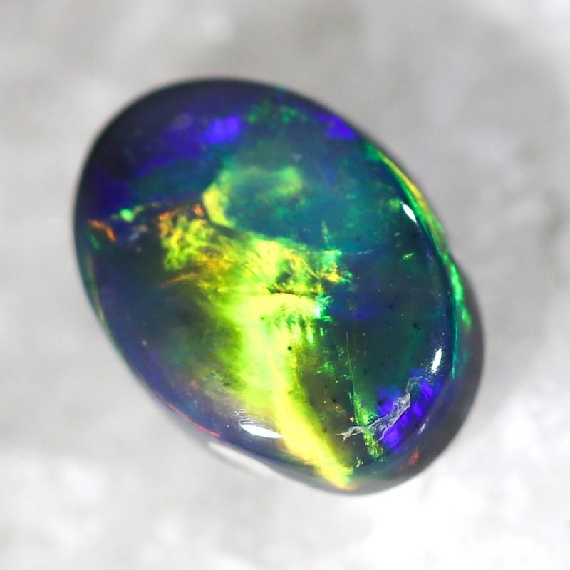 0.65 Cts Nice Black Opal N2  SU 485