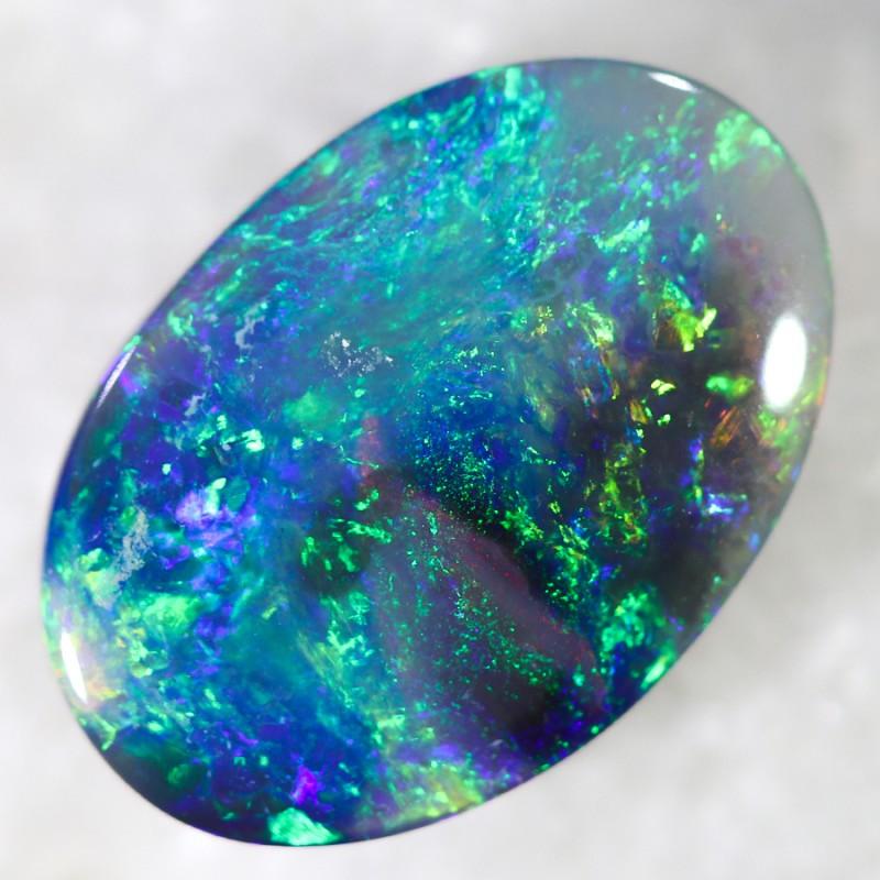 2.15 Cts Nice Black Opal N2  SU 492