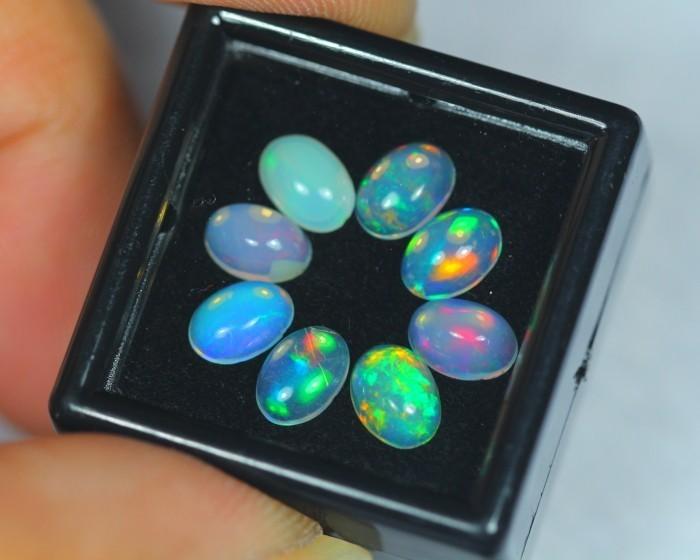 3.50Ct Natural Ethiopian Welo Opal Lot N06