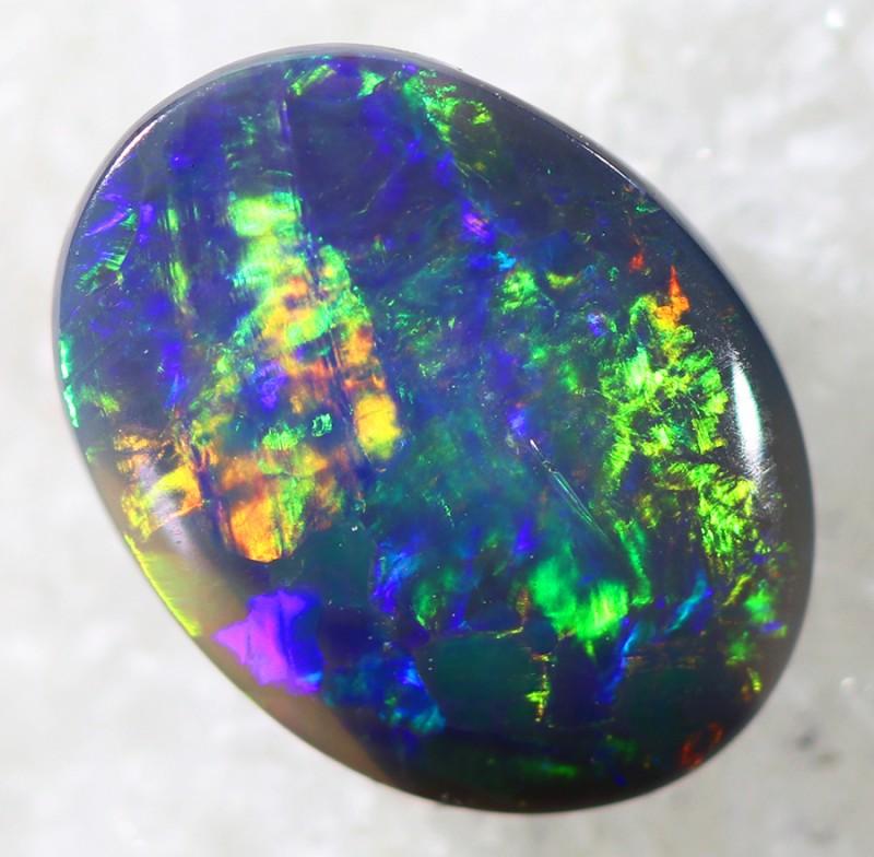 0.85Cts Nice Black Opal N2  SU 511