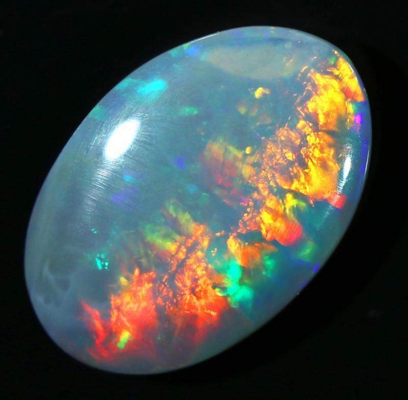 1.35Cts AAA dual colors Crystal Opal  SU 548