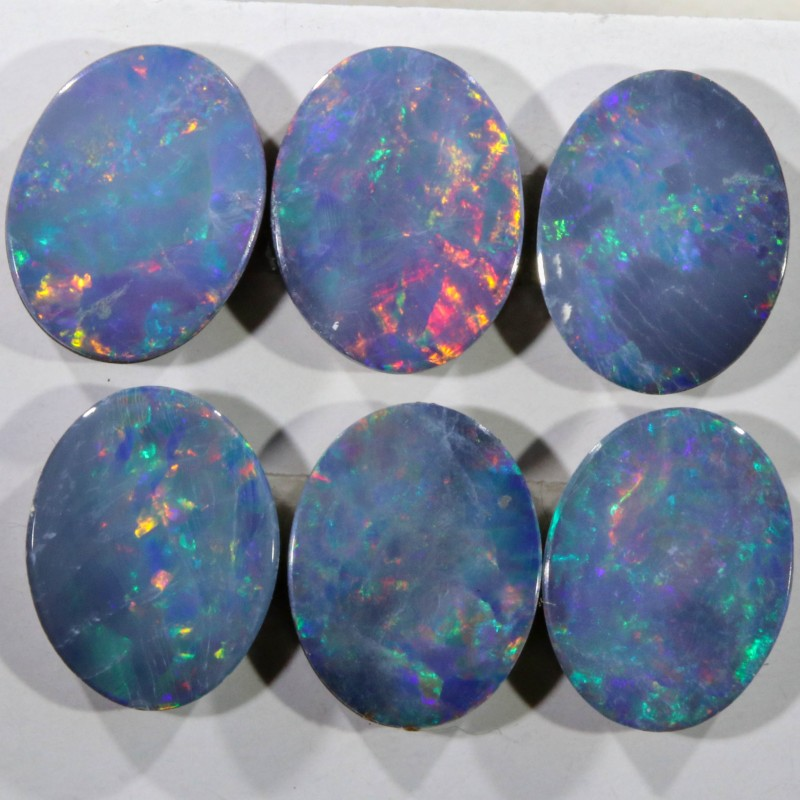 5.99 CTS OPAL DOUBLET PARCEL - CALIBRATED [SEDA451]