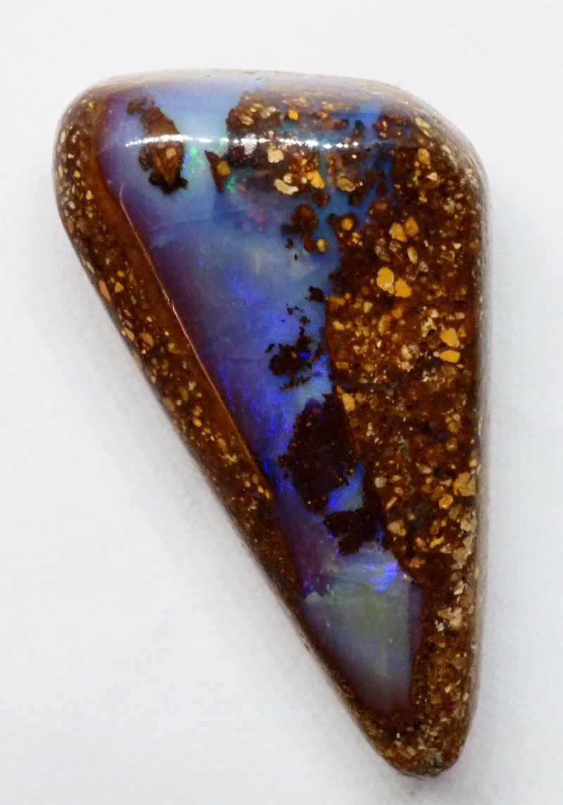11.65CT VIEW WOOD REPLACEMENT BOULDER OPAL RI334