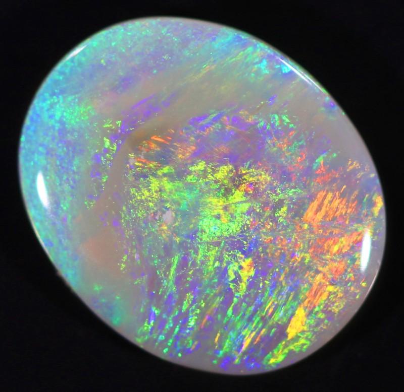 1.05Cts Nice  semi Black Opal Parcel   SU 553