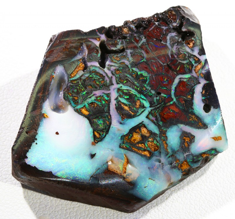 145Cts  Rough Opal Boulder from  Queensland australia SU 569