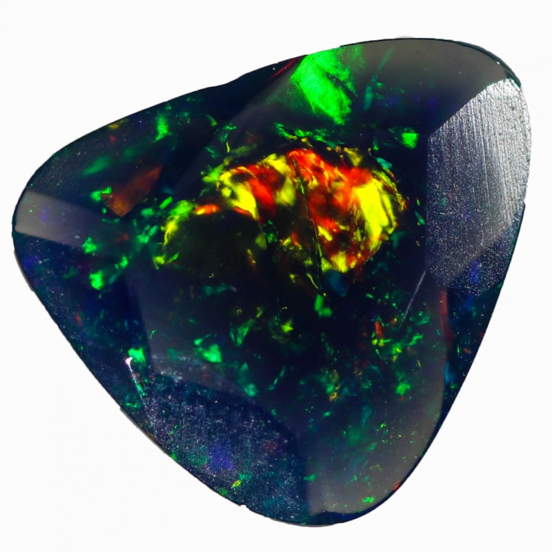 0.65 CTS TREATED WELO OPAL-FACETED [VS7849]