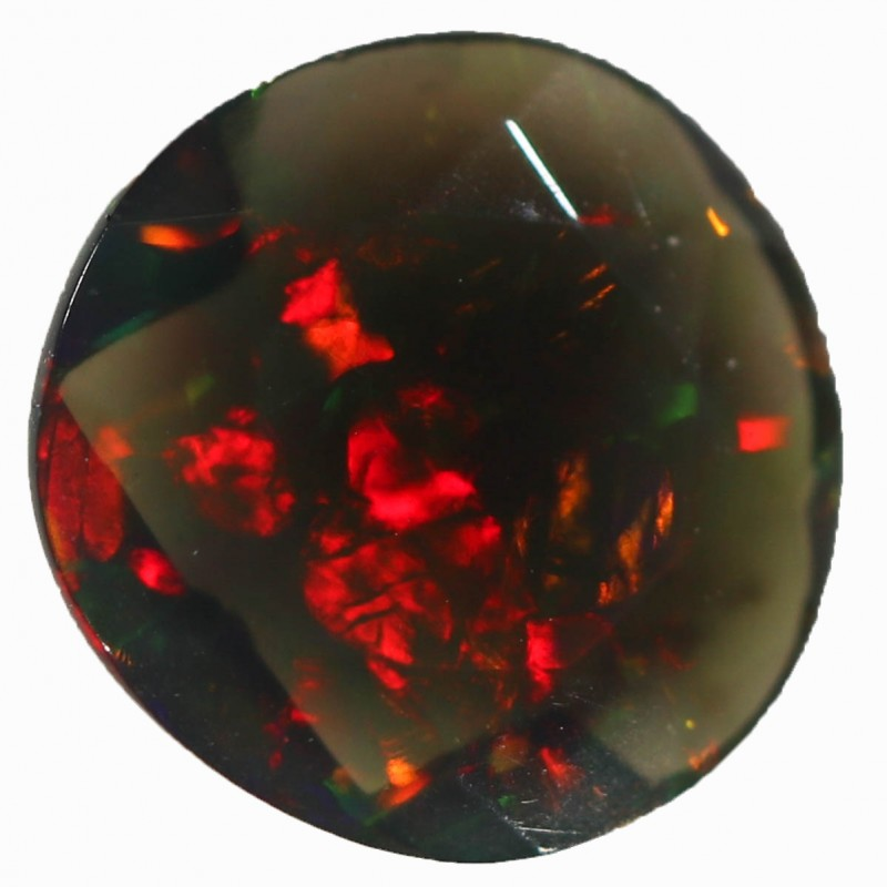 0.55 CTS TREATED WELO OPAL-FACETED [VS7851]