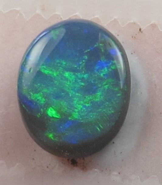 Solid Dark  Opal (269) from Lightning Rodge
