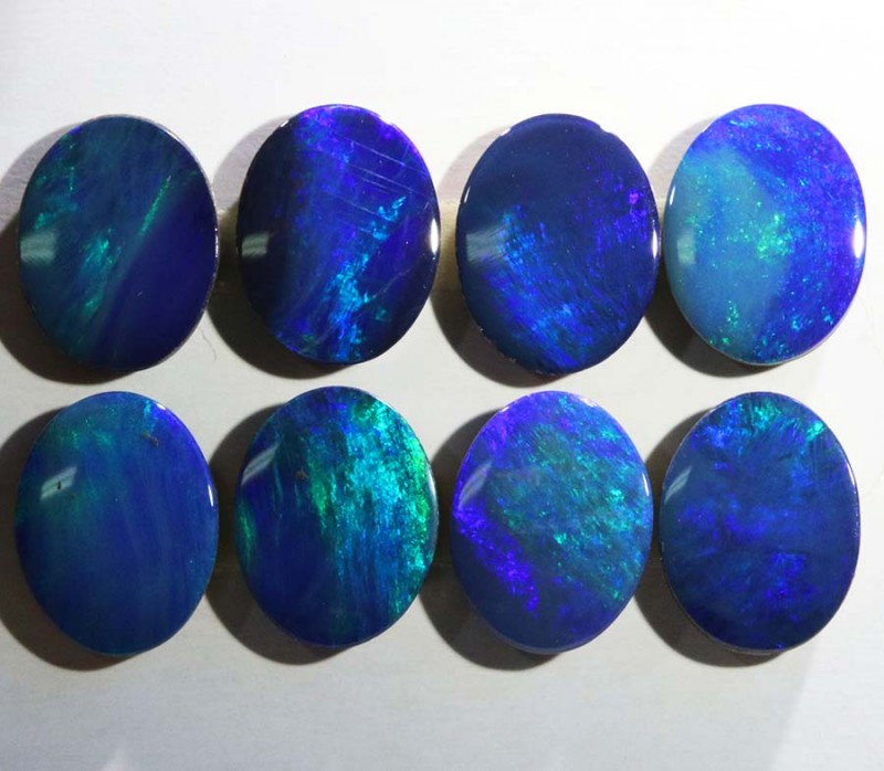 8.52 CTS OPAL DOUBLET PARCEL - CALIBRATED [SEDA606]
