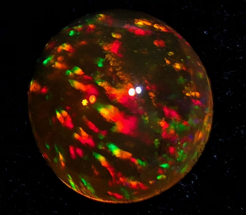 TOP Mexican 1.440ct Crystal Opal (OM)