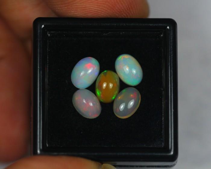 1Ct Natural Ethiopian Welo Opal Lot N