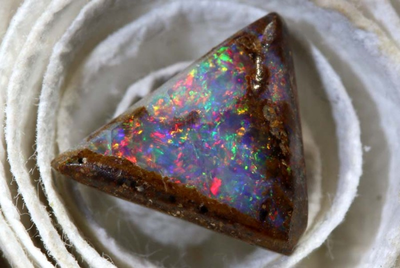 1.45CTS BOULDER OPAL  STONE LO-4745