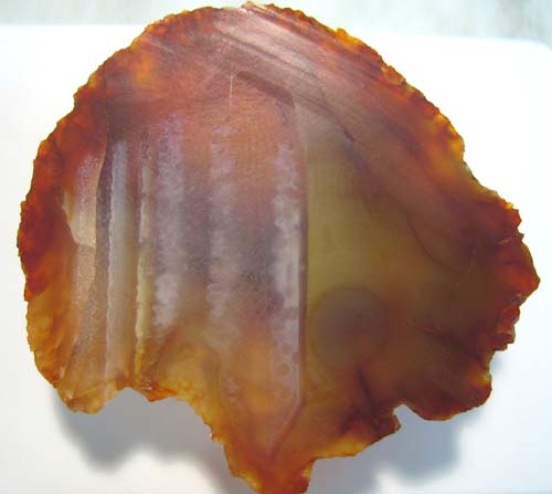 AGATE ROUGH SLAB LARGE 101.05 CTS