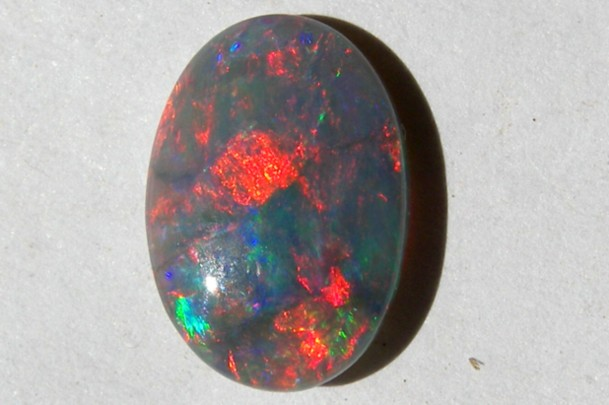 LIGHTNING RIDGE OPAL 2.95ct   p1-014cr