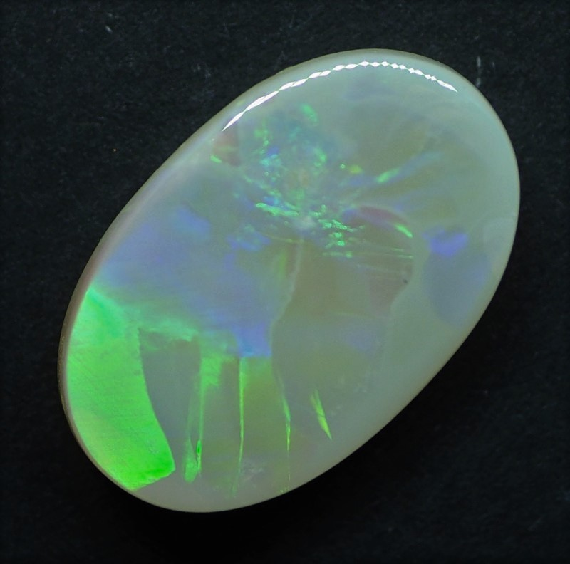 5.95CT CRYSTAL COOBER PEDY OPAL  TO421