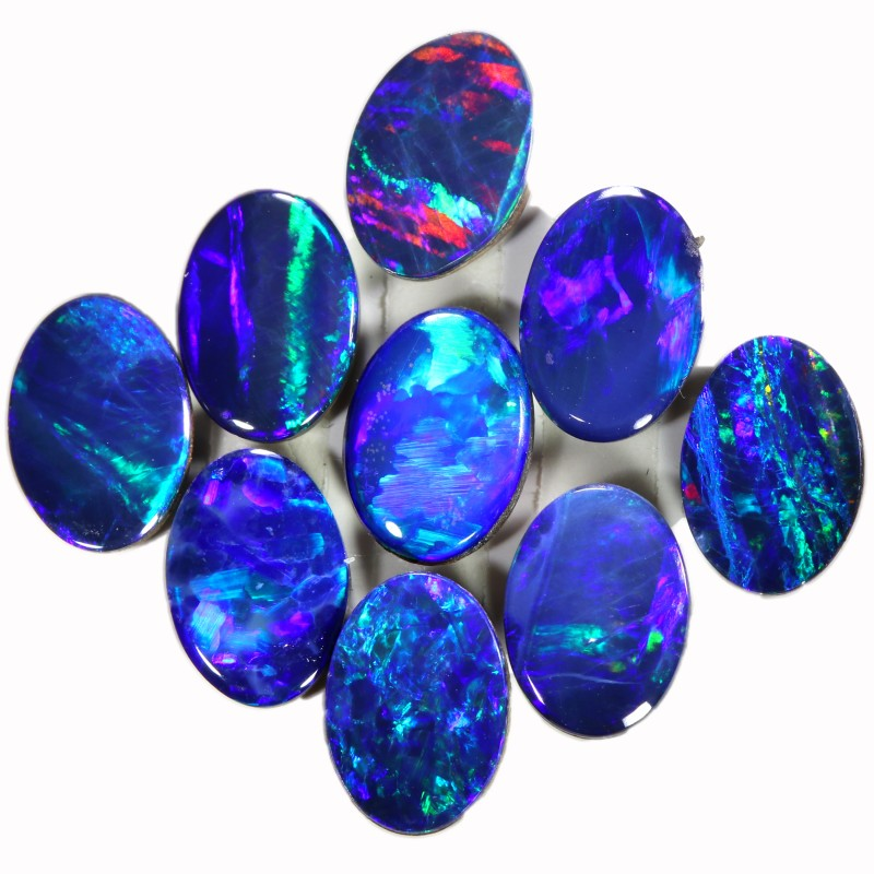 4.75 CTS OPAL DOUBLET PARCEL - CALIBRATED [SEDA942]