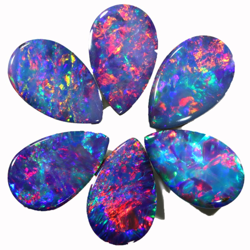 2.87 CTS OPAL DOUBLET PARCEL - CALIBRATED [SEDA956]