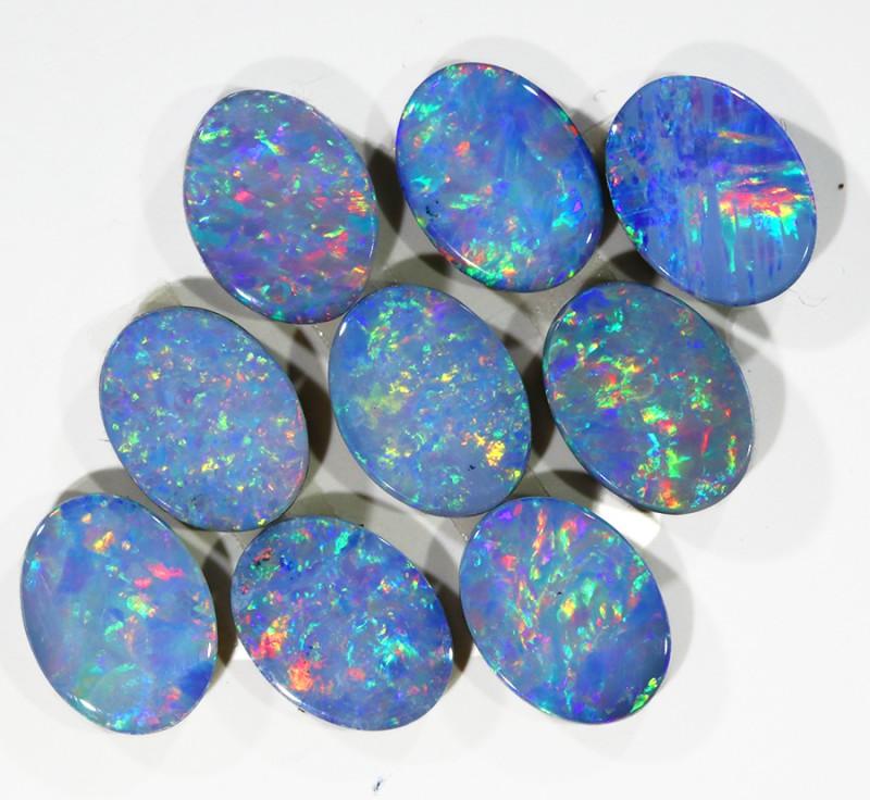 7.05Cts  Gem  Opal Doublet Parcel  SU1147