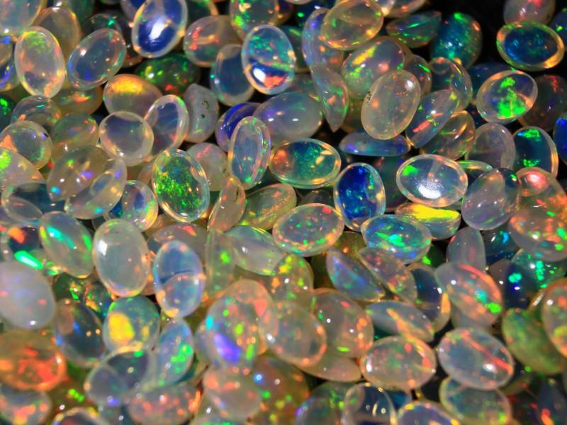 300 Cts. Parcel Ethiopian Wello Opal   W1