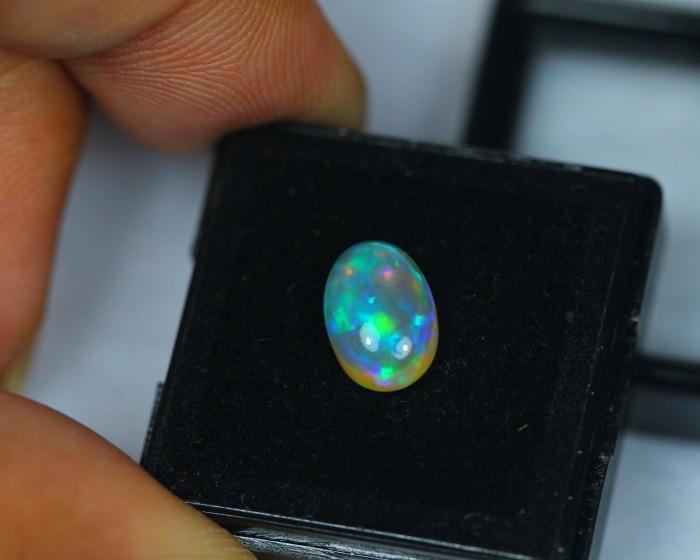 1.88Ct Natural Ethiopian Welo Opal Lot N213