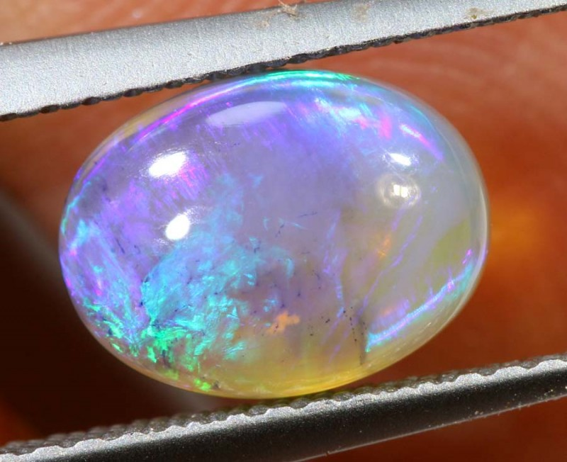 1.45CTS CRYSTAL OPAL CALIBRATED STONE TBO-8317