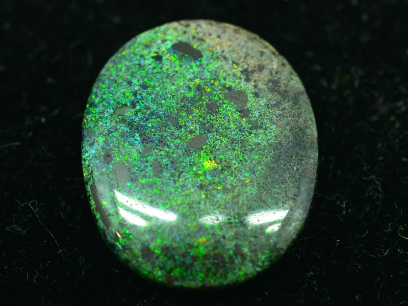 17.41 ct Great Flash Andamooka Matrix Opal SKU.5