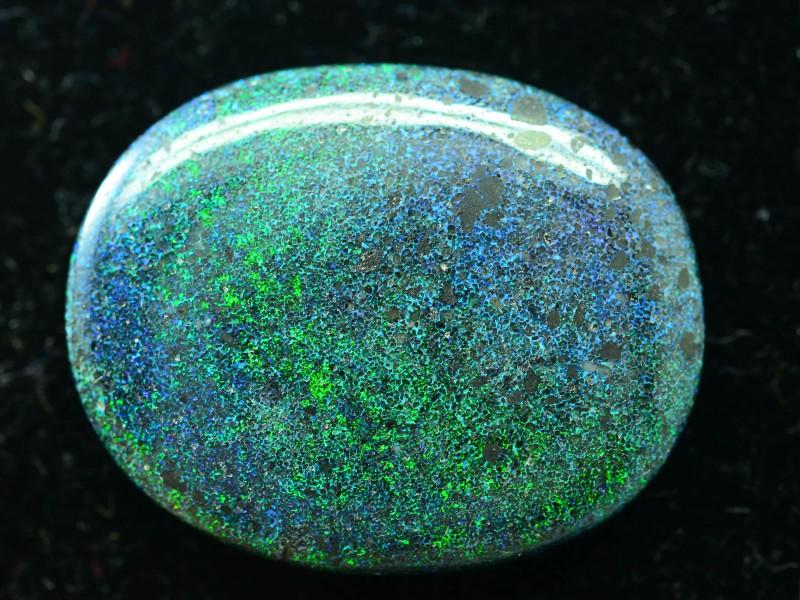 24.72 ct Great Flash Andamooka Matrix Opal SKU.5