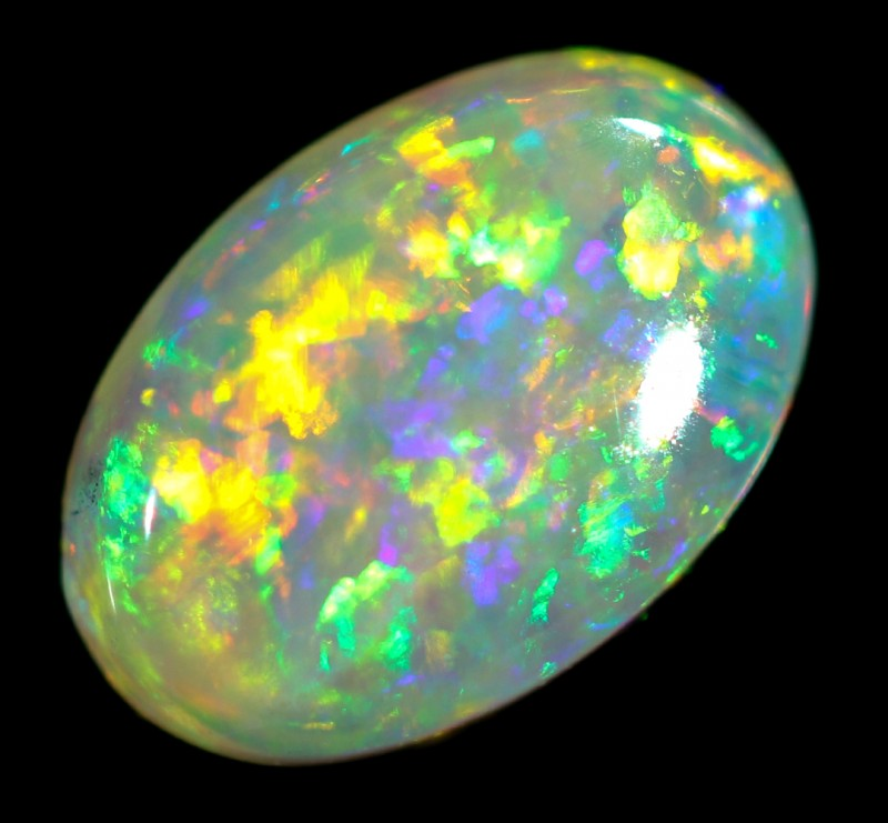 0.35 cts Crystal Opal Stone E10